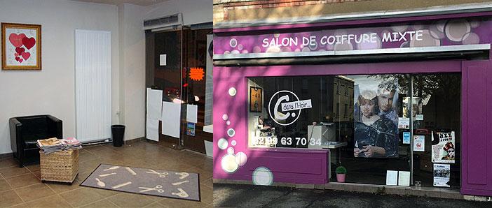 Coiffeur rennes salon de coiffure mixte homme femme for Salon coiffure rennes