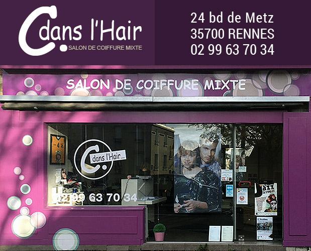 coiffeur homme et enfant : : salon de coiffure rennes nord
